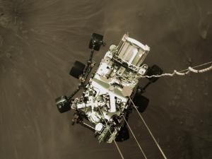 Image of Perseverances Landing