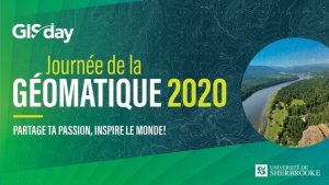 Journée de la géomatique 2020