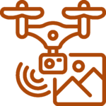 Icône drone