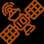 Icône satellite